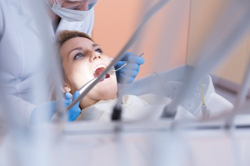 Root canal treatment at Damascus Dental Group